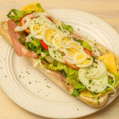 Suikertuin sandwich